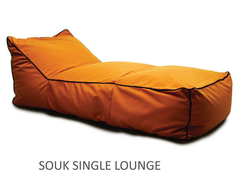 Buy Souk Single Lounger