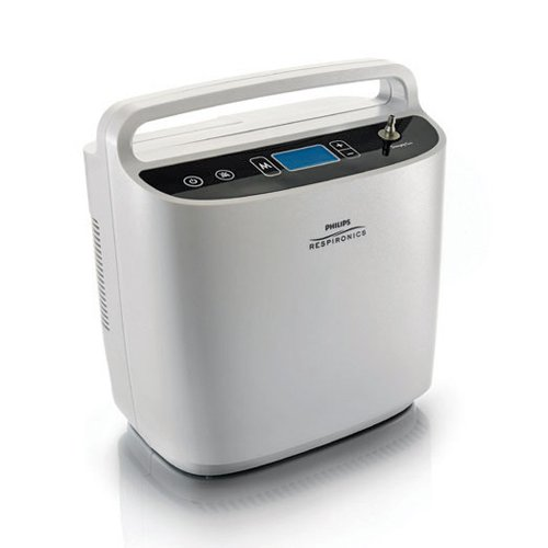 Buy Philips - Portable Oxygen Concentrator, SimplyGo