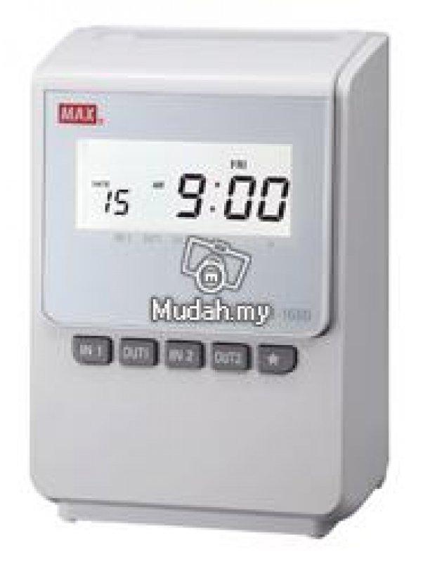 Buy ER - 1600 BS Time Recorder