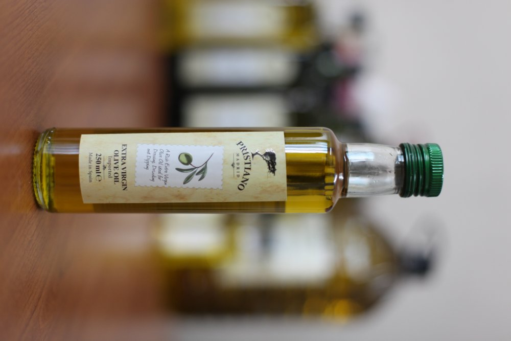 Buy Pristiano Madrid Extra Virgin Olive Oil - 250ML Glass Bottles