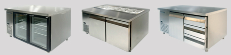 Buy Counter Type Refrigerator