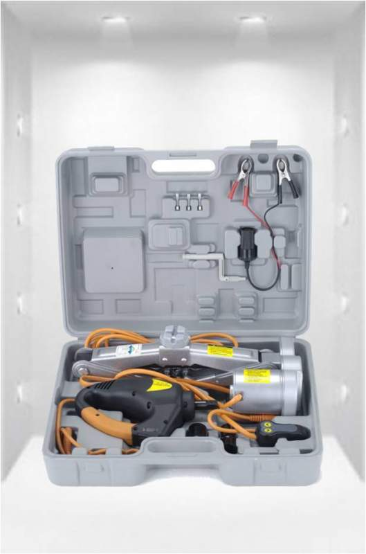Buy 12 Volt Electric Car Jack + Impact Wrench   Complete Tools - 2014 - JackMaster