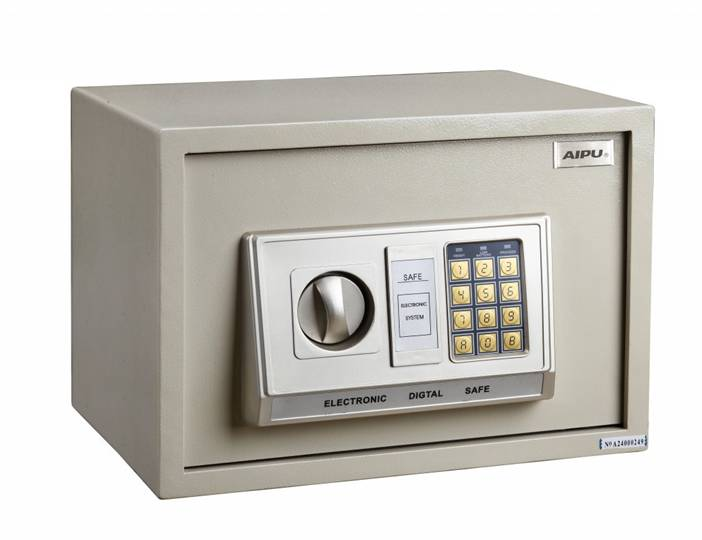 Buy Digital Safe (D30N - Non-fire resistant safe)