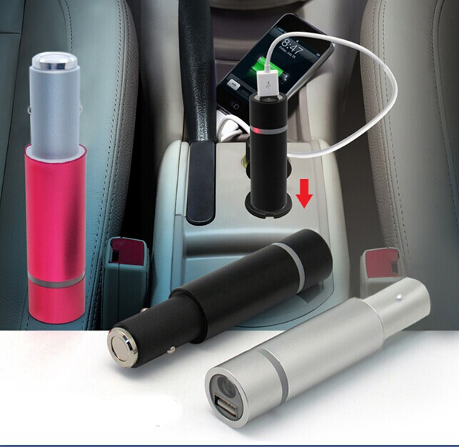Buy New Arrival Portable Multifunctional Power Bank for Car Promotional Gift