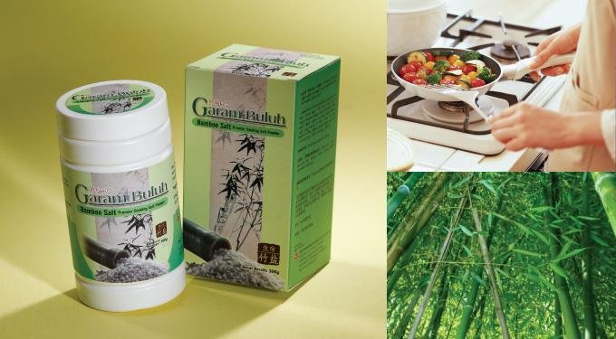 Buy Bamboo Salt Premier Cooking Salt Powder