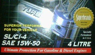 Buy Engine oil JTX 1000 15w-50