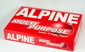 Buy Alpine A4 Copy Paper 80gsm/75gsm/70gsm