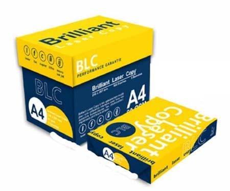 Buy Brilliant A4 copy Paper 80gsm/75gsm/70gsm