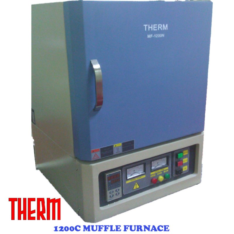 Buy High Temperature Muffle Furnace