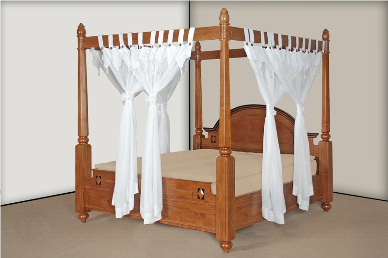 Buy Teakwood bed