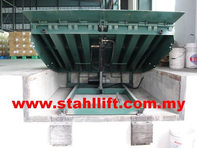 Buy Hydraulic Dock Leveller