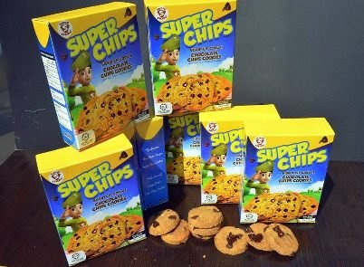 Buy Super Chips Cookies (Chocolate Chip Cookies)