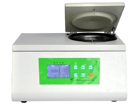 Buy Table Top High Speed Refrigerated Centrifuge 24000 RPM Model JHTGL-24LM