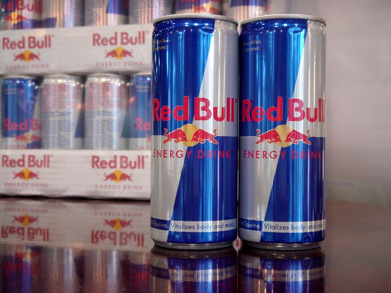 Red Bull Energy Drinks 250ml Can
