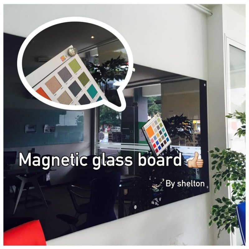 Buy Magnetic Glass Whiteboard
