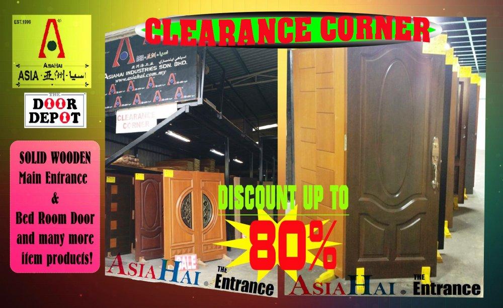 Buy Clearance corner