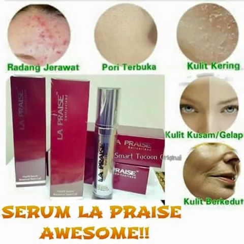 Buy LA Praise Serum