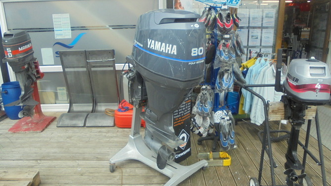Buy All Kinds of Boat Engines