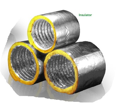 Buy  Pre-Insulation FLEXIBLE DUCT