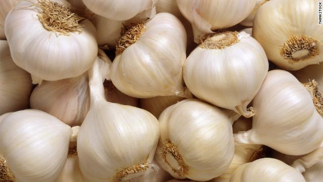 Buy Fresh Pure White Garlic