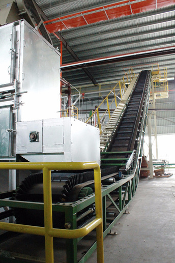 Buy Rubber Belt Conveyor