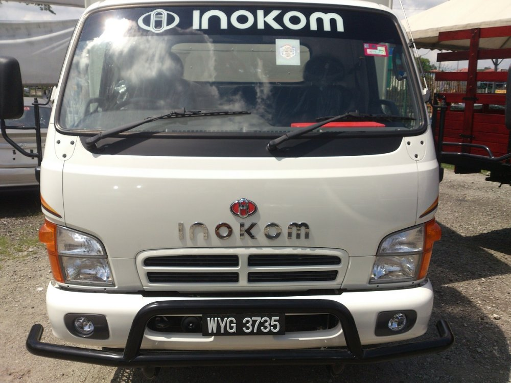 Buy New Inokom 3 Ton Lorry Box Van
