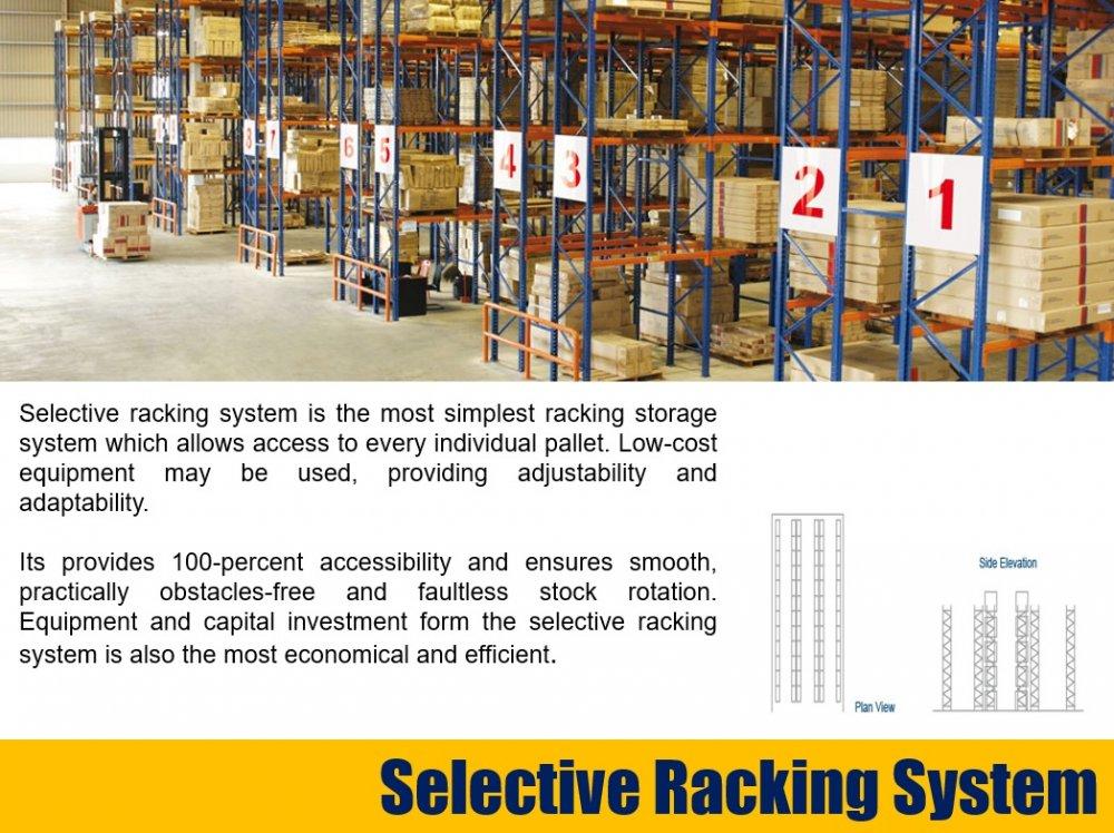 Buy Heavy Duty Racking