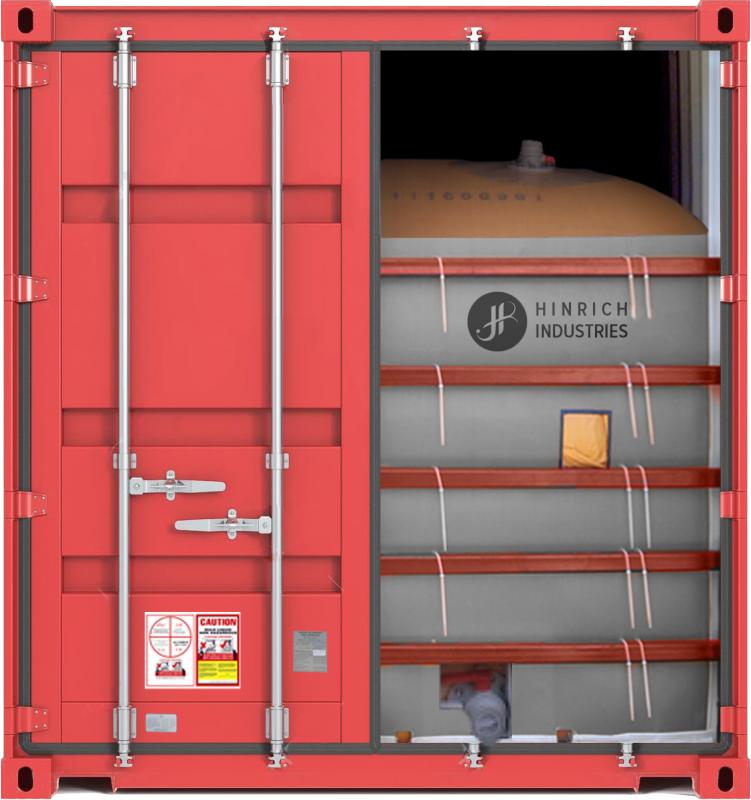 Buy Flexitank, bulk liquid transport