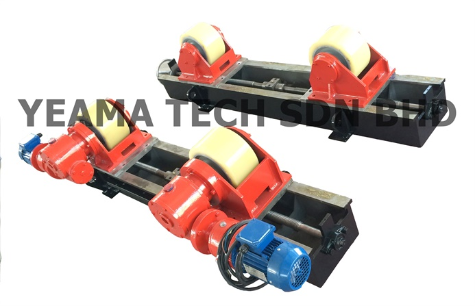 Buy Conventional Turning Rolls for Automatic Rotating Pipes