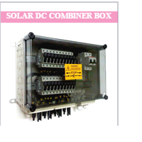 Buy Solar DC Combiner Box