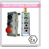 Buy EExd Control Station