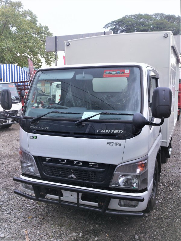 Buy 1 Ton Mitsubishi Fuso FE71PB Box Lorry