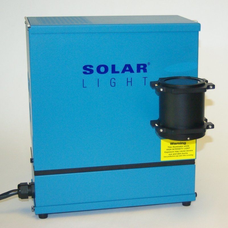 Buy 16S-300 Solar Simulator Color Fastness