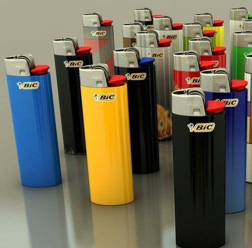 Bic pocket lighter