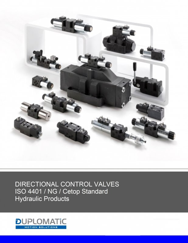 Buy Hydraulic Directional Control Valve