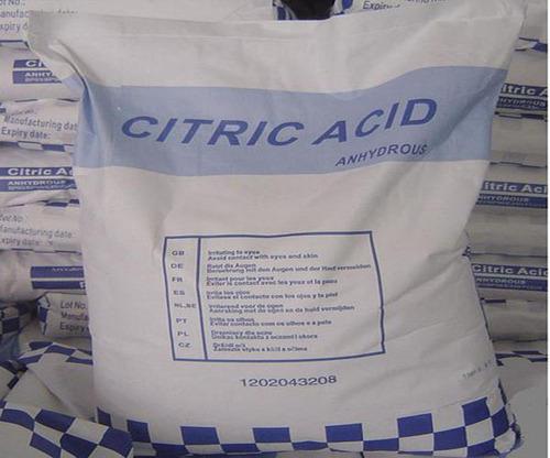 Buy Top Grade Citric Acid