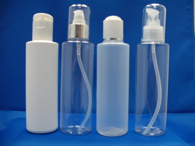 Cosmetic Round Bottles