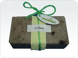 Buy Natural Handmade Soap - Coffee Scrub