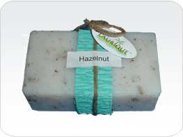 Buy Natural Handmade Soap - Hazelnut Jasmine
