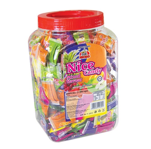 Buy Nice Candy Fruits Flavours (Assorted)