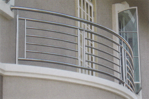 Balcony railing design home design architecture for Home designs with balcony