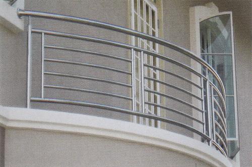 Metal balcony railing in Kuala Lumpur online-store Planet Steel ...