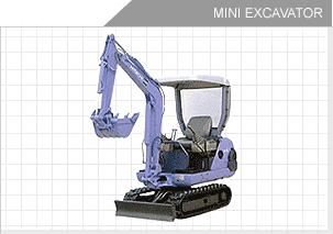 Buy Mini excavator
