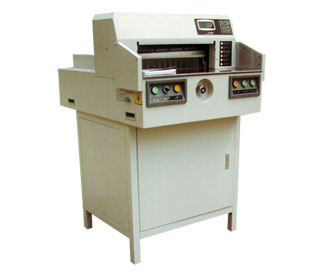 Buy R520 / 670 Hydraulic Programmable Paper Cutter