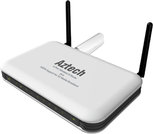 3G Networking HW550-3G Broadband Router