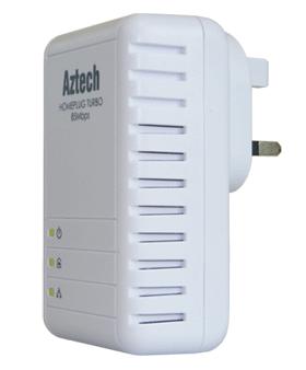 HomePlug HL106E World's Smallest 85Mbps Turbo Ethernet Adapter