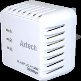 HomePlug HL112E AV 200Mbps Mini Ethernet Adapter