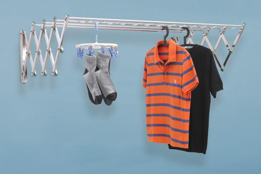 Rectractable Clothes Hanger