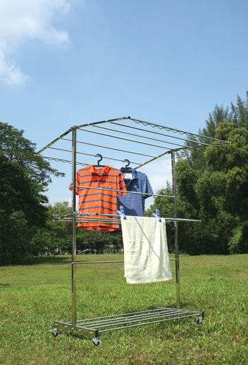 Clothes Hanger (2-Tier)