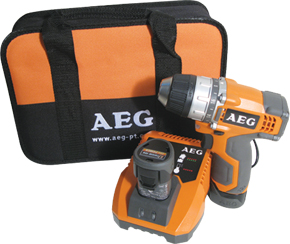 AEG 12V Speed Ultra Compact Drill / Driver MC-BS12CB